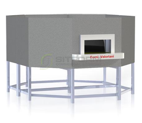 Valoriani Forni –  OT 220 Maxi  Bakery Wood Fired Oven | Woodfire Ovens