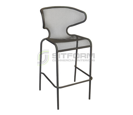 Amelia Stool | outdoor stools