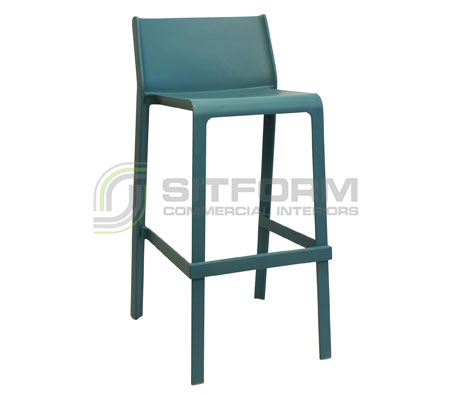 Claire 750mm Stool | outdoor stools