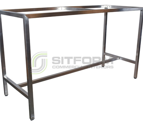 Keiza 1800mm base bar – Stainless Steel | Indoor bases