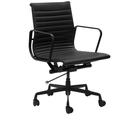 Berkeley Executive Chair – Black/Black | Executive Boardroom Chairs