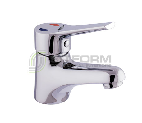Acqualine – AQD5100 Deck Mount Flick Mixer, 100mm Swing Spout | Tapware & Sinks | Restaurant & Kitchen Equipment