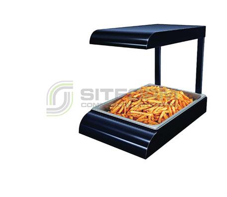 Hatco Corporation GMFFL Glo Ray Portable Food Warmer/Chip Dump   Chip Dumps & Holding Bins   Restaurant & Kitchen Equipment