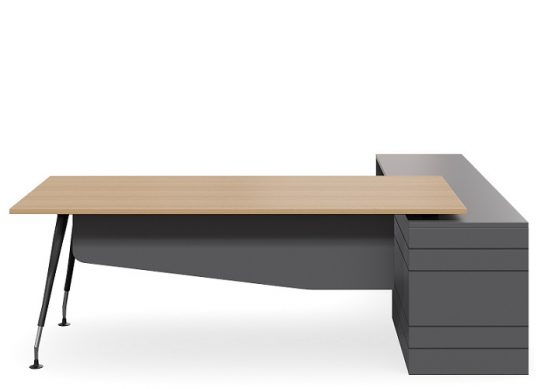 Geo Executive Leto Desk | Executive Desks