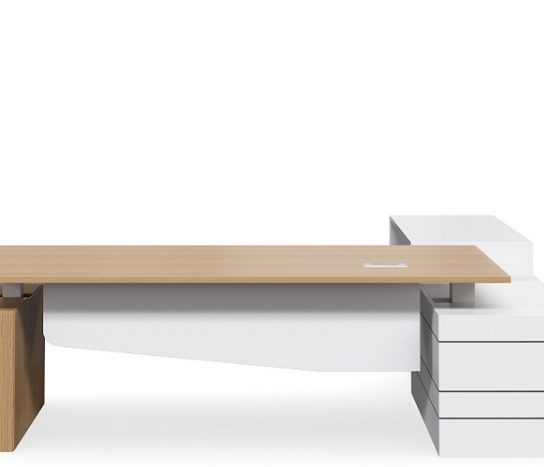 Geo Executive 101 Selectric Desk | Executive Desks