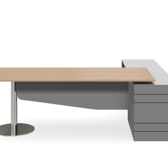 Geo Executive Verse Desk | Executive Desks