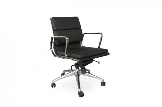 Milano Group Mid-Back Chair | Executive Boardroom Chairs