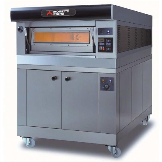 Moretti Forni –  COMP P60E/1PROVER Single Deck Modular Electric Deck Oven with Prover   Deck Ovens