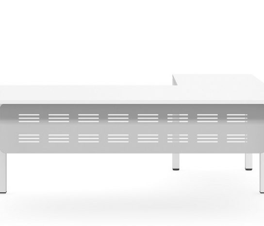 Plaza Return Executive Desk | Executive Desks