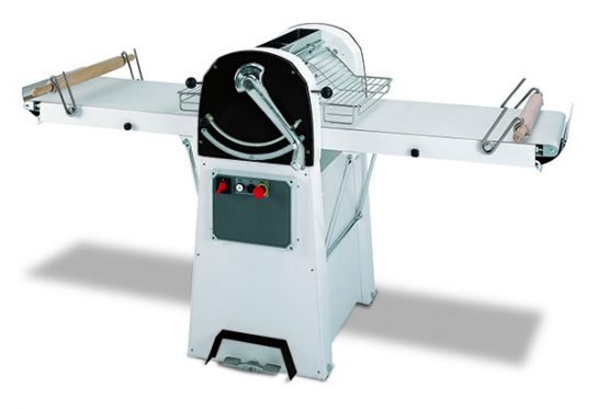 Moretti Forni SF/60P – Dough Sheeter | Mixers and Rollers | Restaurant & Kitchen Equipment
