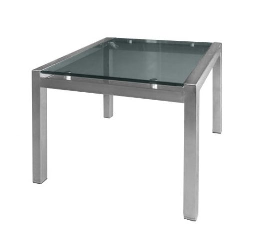 Soto Square Glass Table | Coffee Tables