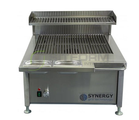 SYNERGY GRILL ST630 Single Burner Grill | Char Grills & Barbecues