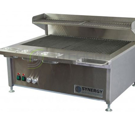 SYNERGY GRILL ST900 Dual Burner Grill | Char Grills & Barbecues