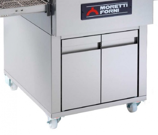Moretti Forni T64E STAND – Support Stand For T64E Conveyor Oven | Conveyor Ovens