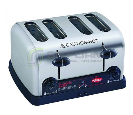 Hatco Corporation TPT-230-4-10 Pop-Up Toaster | Grills & Toasters