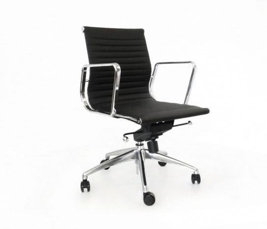 Turin Group Cantilever Mid-Back Chair | Executive Boardroom Chairs