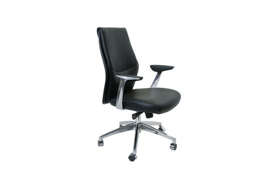Cobra M-Back Leather Chair   Executive Boardroom Chairs