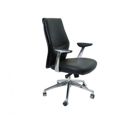 Cobra M-Back Leather Chair | Executive Boardroom Chairs