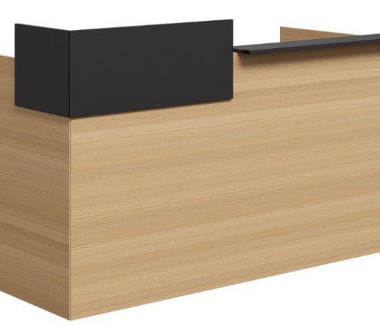 Mies 101 Selectric Operator Desk   Reception Desks