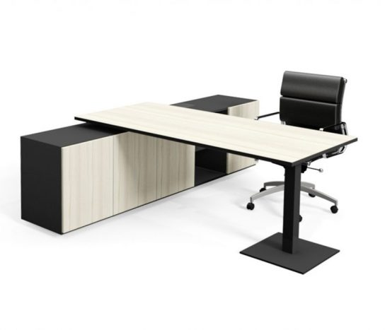 Low Storage Executive Desk | Executive Desks