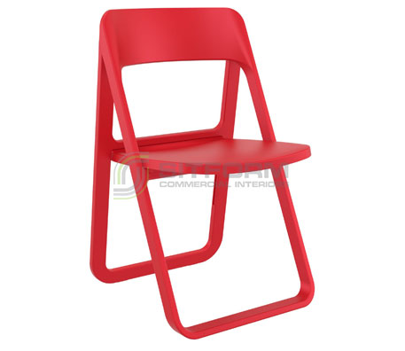 Clarke Folding Chair | Resin Chairs