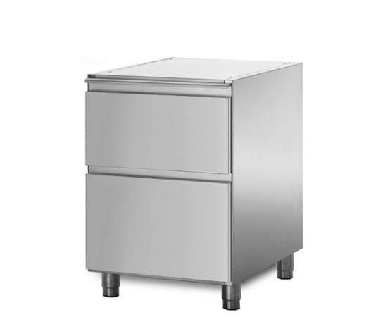 Coldline XS09/2  – 2 Drawer Ambient Bank | Underbench - Storage