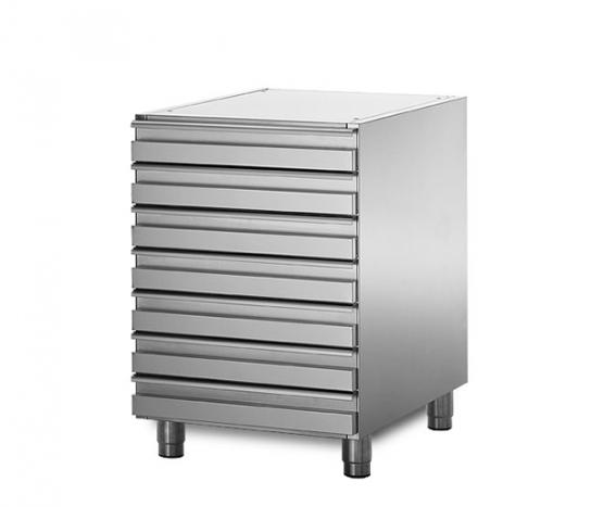 Coldline XS09/7 – 7 Drawer Ambient Bank | Underbench - Storage