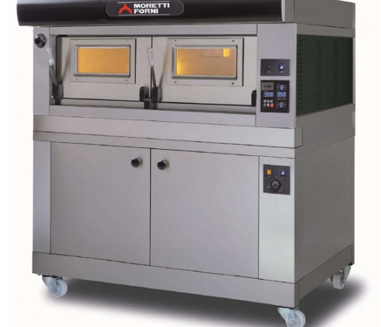 Moretti Forni COMP P120E A1 – Single Deck Electric Modular Bakery Oven with Dual Chamber | Bakery Ovens