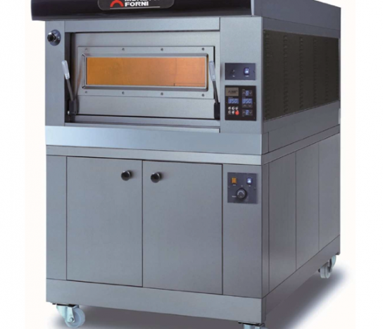 Moretti Forni COMP P60E/1 PROVER – Single Deck Electric Modular Bakery Oven with Prover | Bakery Ovens