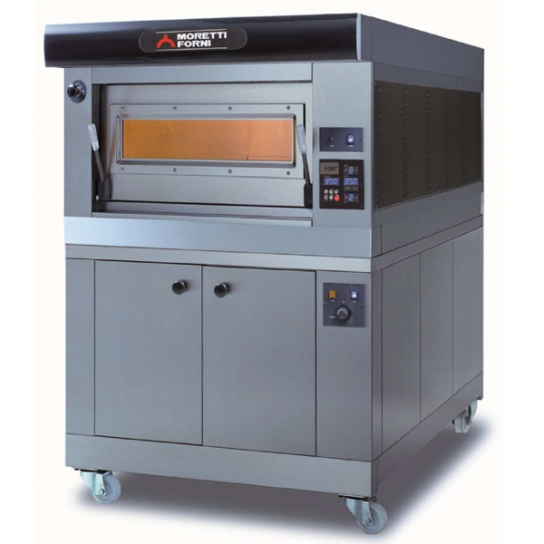 Moretti ForniCOMP P60E/1 PROVER – Single Deck Electric Modular Bakery Oven with Prover | Bakery Ovens