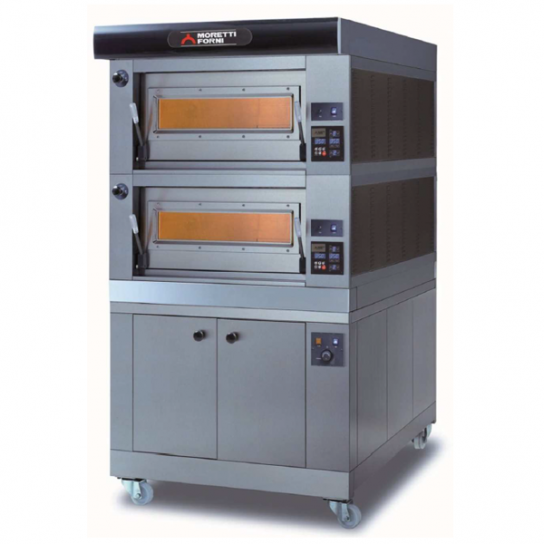Moretti ForniCOMP P60E/2 – Double Deck Electric Modular Bakery Oven | Bakery Ovens