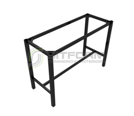 Lilo Steel Dry Bar Black Frame | Indoor bases