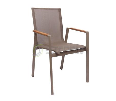 Brindle Chair | Metal Chairs