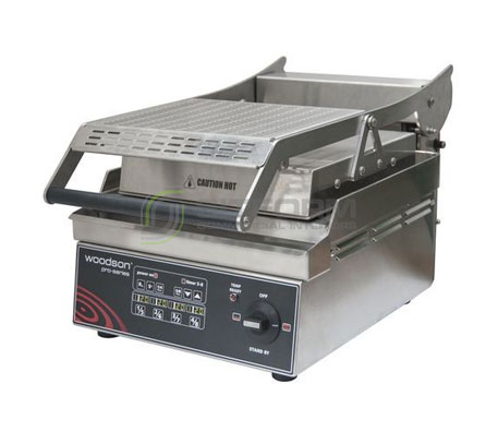 Woodson W.GPC61SC – Pro Series Contact Grill | Grills & Toasters