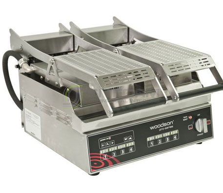 Woodson W.GPC62SC – Pro Series Contact Grill | Grills & Toasters