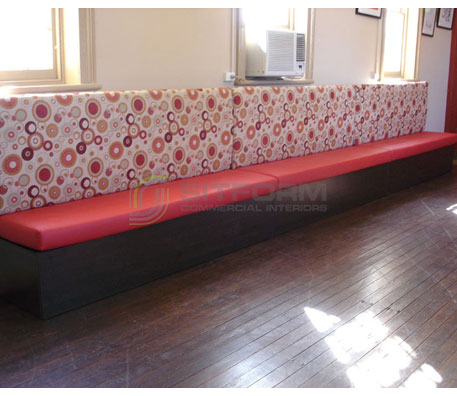 Booth Seating- HB1 with Storage option | Commercial Booth Seats | Commercial Furniture & Fit Outs