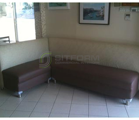 Booth Seating MB1 | Commercial Booth Seats | Commercial Furniture & Fit Outs