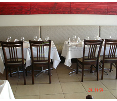 Booth Seating MB6 | Commercial Booth Seats | Commercial Furniture & Fit Outs