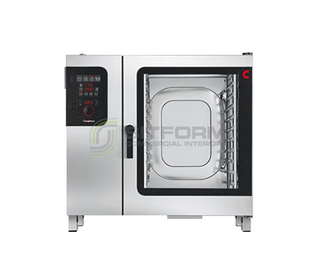 Convotherm C4EBD6.20C – 14 Tray Electric Combi-Steamer Oven – Boiler System | Combi Ovens