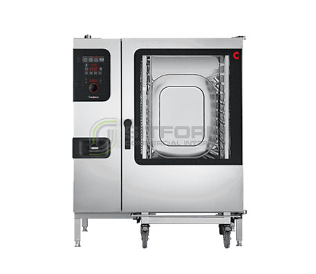 Convotherm C4ESD12.20C – 24 Tray Electric Combi-Steamer Oven – Direct Steam | Combi Ovens