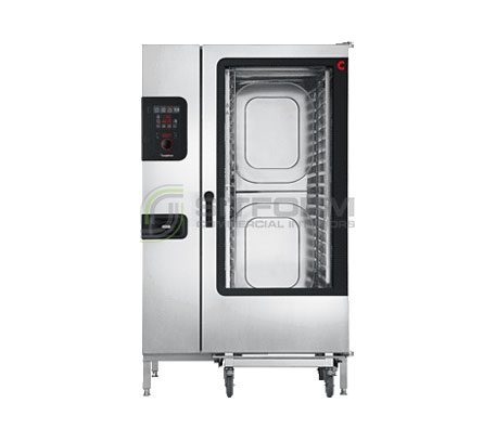 Convotherm C4EBD20.20C – 40 Tray Electric Combi-Steamer Oven – Boiler System | Combi Ovens