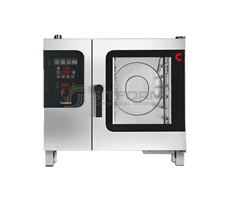 Convotherm C4ESD6.10C – 7 Tray Electric Combi-Steamer Oven – Direct Steam | Commercial Combi Oven