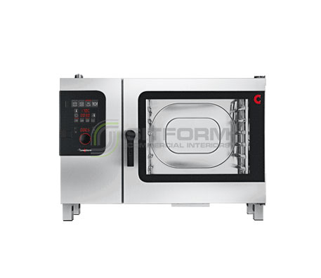 Convotherm C4ESD6.20C – 14 Tray Electric Combi-Steamer Oven – Direct Steam | Combi Ovens