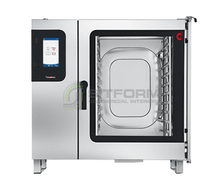 Convotherm C4EBT10.20CD – 22 Tray Electric Combi-Steamer Oven – Boiler System – Disappearing Door | Combi Ovens