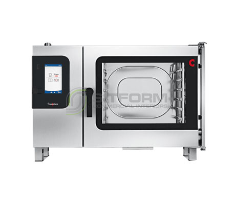 Convotherm C4EBT6.20CD – 14Tray Electric Combi-Steamer Oven – Boiler System – Disappearing Door | Combi Ovens