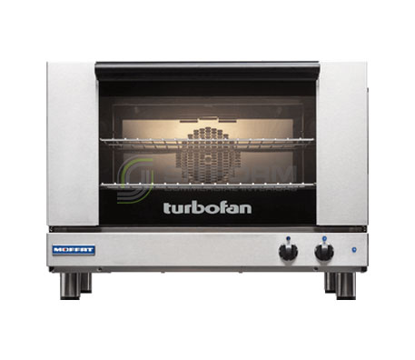 Turbofan E27M2 – Full Size Tray Manual Electric Convection Oven   Convection Ovens