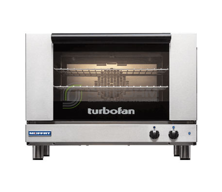 Turbofan E27M3 – Full Size Tray – Manual Electric Convection Oven | Convection Ovens