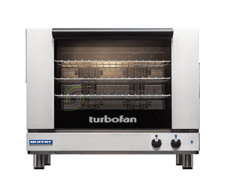 Turbofan E28M4 – Full Size Tray – Manual Electric Convection Oven | Convection Ovens