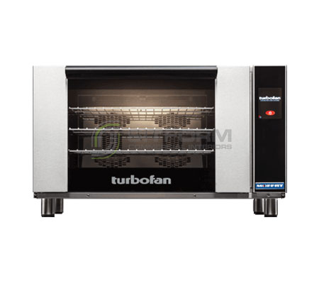 Turbofan E28T4 – Full Size Electric Convection Oven – Touch Screen Control | Convection Ovens