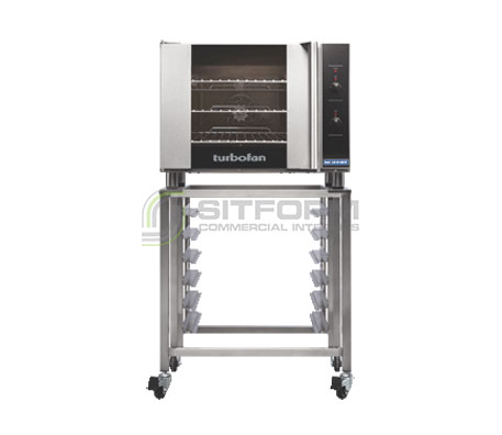 Turbofan E30M3 – GN 1/1 Manual / Electric Convection Oven | Convection Ovens